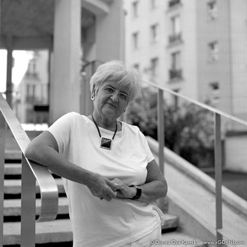 Maria Piradoff-Link - Twórczyni i kustoszka Mini-Muzeum modernizmu